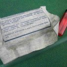ANTIQUE RARE SOVIET RUSSIAN USSR STERILE GAUZE BAND 1974