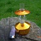 Rare Antique Russian Soviet USSR Table Lattern Flashligt Lamp About 1972 Working