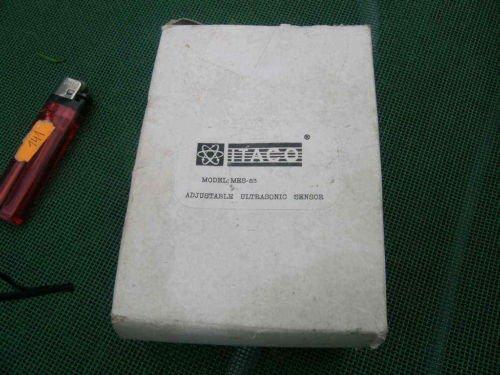 ADJUSTABLE ULTRASONIC ADD ON SENSOR ITACO MES-83 TWIN HEAD