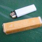 NOS Vintage Russian USSR Medical Hypodermic Glass Syringe 2ml + Needle 1985 #3