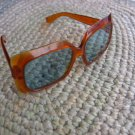 #  VINTAGE SOVIET SUNGLASSES COOL COLOR  MADE IN POLAND 1972