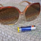 #  VINTAGE SOVIET SUNGLASSES COOL COLOR  MADE IN POLAND 1970