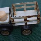 ANTIQUE SOVIET USSR RUSSIAN SMALL TRUCK TOY ABOUT ABOUT 1960