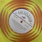 Soviet Russian Ussr The Beatles Rare Small Vinyl