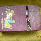 Vintage Soviet Russian Ussr Empty TROJKA Cigarettes Pack 1978 For Collectors