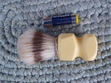 # VINTAGE SOVIET USSR RUSSIAN SHAVING BRUSH
