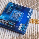 L239 SONY MINIDISK SAPPHIRE BLUE COLOR 80 EXTRA LONG PLAY SEALED NOS