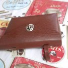 VINTAGE SOVIET RUSSIAN USSR BIKE BICYCLE WRENCH TOOL BOX BAG V -SHAPED 1970