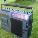 VINTAGE SOVIET USSR AM LW SW USW CASSETTE RECORDER BOOMBOX RADIO AELITA 102