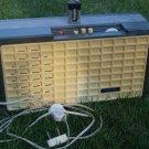 VINTAGE  USSR SOVIET RUSSIAN CABLE SPEAKER RADIO MAJAK 204 PROPAGANDA 1982