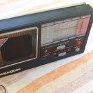 VINTAGE RUSSIAN USSR SOVIET MW AM LW SW VHF PORTABLE RADIO MERIDIAN RP 348