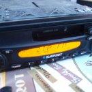 VINTAGE BLAUPUNKT LUBECK C30  AM FM CASSETTE CAR RADIO