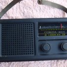 VINTAGE RARE RUSSIAN USSR SOVIET AM LW PORTABLE RADIO SOKOL 304 ABOUT 1982 No.3
