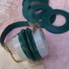 Vintage Soviet Russian Ussr Ears  Noise Protection Earphones NOS