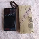VINTAGE USSR SOVIET RUSSIAN  AM LW SW PORTABLE POCKET RADIO SELENA RP 310 NOS