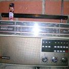 VINTAGE SOVIET RUSSIAN USSR TRANSISTOR RADIO OKEAN 222 RECEIVER AM LW SW USW #6