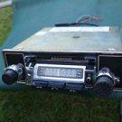 DELUXE ROADSTAR RS-2800 AM SW1 SW2 CAR CASSETTE RADIO TESTED  OLDTIMER HOT ROD