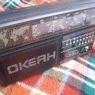 Vintage Rare Soviet Russian USSR Shortwave Radio Okean RP  286