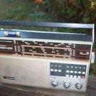 VINTAGE SOVIET RUSSIAN USSR TRANSISTOR RADIO OKEAN 222 RECEIVER AM LW SW USW