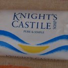 VINTAGE SOAP KNIGHT'S CASTLE  MADE IN ENGLAND ABOUT 1980 NOS