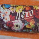 VINTAGE SOAP LETO MADE IN USSR ABOUT 1978 NOS