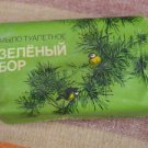 VINTAGE SOAP ZELIONYJ BOR MADE IN USSR ABOUT 1978 NOS