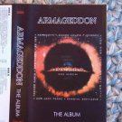 ARMAGEDDON - THE ALBUM - SOUNDTRACK  CASSETTE TAPE  MADE IN POLAND
