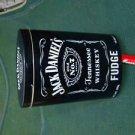 Jack Daniel's Whiskey Fudge Empty Tin Box