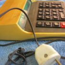 Vintage Soviet Russian  USSR Elektronika C3-22 VFD  Calculator For Parts