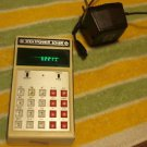 Vintage USSR Soviet Russian Elektronika B3-18A VFD Calculator 1980
