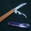 VINTAGE SOVIET RUSSIAN USSR NICE FOLDING KNIFE #23