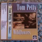 TOM PETTY WILD FLOWERS CASSETTE TAPE  MADE IN POLAND