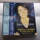 VAYA CON DIOS WHAT'S A WOMAN THE BLUE SIDES OF... RUSSIAN CASSETTE