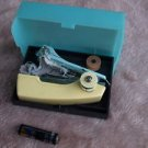 VINTAGE SOVIET RUSSIAN USSR RARE PORTABLE HANDLE SEWING MACHINE 1979