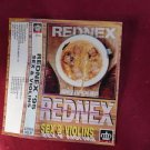 Rednex  Sex & Violins CASSETTE MADE IN  POLAND