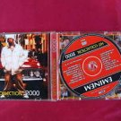 EMINEM HIT COLLECTION 2000 RARE RUSSIAN BOOTLEG CD