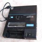 Vintage Mini Sharp CE-50P Printer with Case