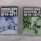 DEVO HARDCORE 1974 - 1977  Vol. 1 & 2  Two Audio Cassettes