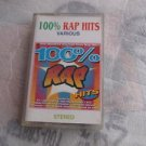 100% RAP HITS THOMSUN MAXELL CASSETTE MADE IN INDONESIA