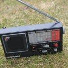 ANTIQUE RARE USSR SOVIET AM LW SW FM PORTABLE RADIO MERIDIAN RP 248