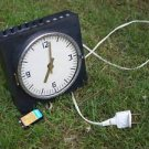Vintage USSR Soviet Medical Procedures Mechanical Clock Electric Multi Alrams