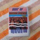 BEST OF BON JOVI '94 MEGA RARE THOMSUN CASSETTE