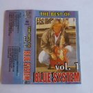 BLUE SYSTEM The Best Of Vol.1 CASSETTE MADE IN POLAND No.2