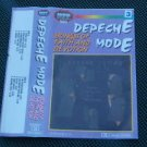 DEPECHE MODE SONGS OF FAITH AND DEVOTION CASSETTE MADE IN POLAND