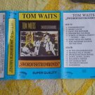 Tom Waits  Swordfishtrombones Audio Cassette Made In Poland