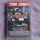 Tom Jones - Reload -  Audio Cassette Made In Poland Rare