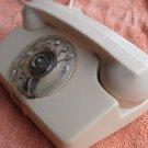 RARE-VINTAGE SOVIET BULGARIA ROTARY DIAL PHONE TA3100 1972