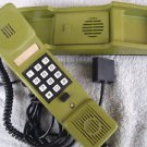 RARE VINTAGE SOVIET BULGARIA LANDLINE  PHONE TA1300 1989 GREEN COLOR