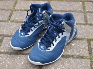 Adidas Basketball Shoes NXT LVL SPD S85012 3 K - Multicolor 39 1/3 EU  6 1/2 US