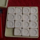 Antique Russian Soviet Ussr Puzzle Game 15 Bakelite